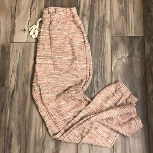 Anthropologie joggers